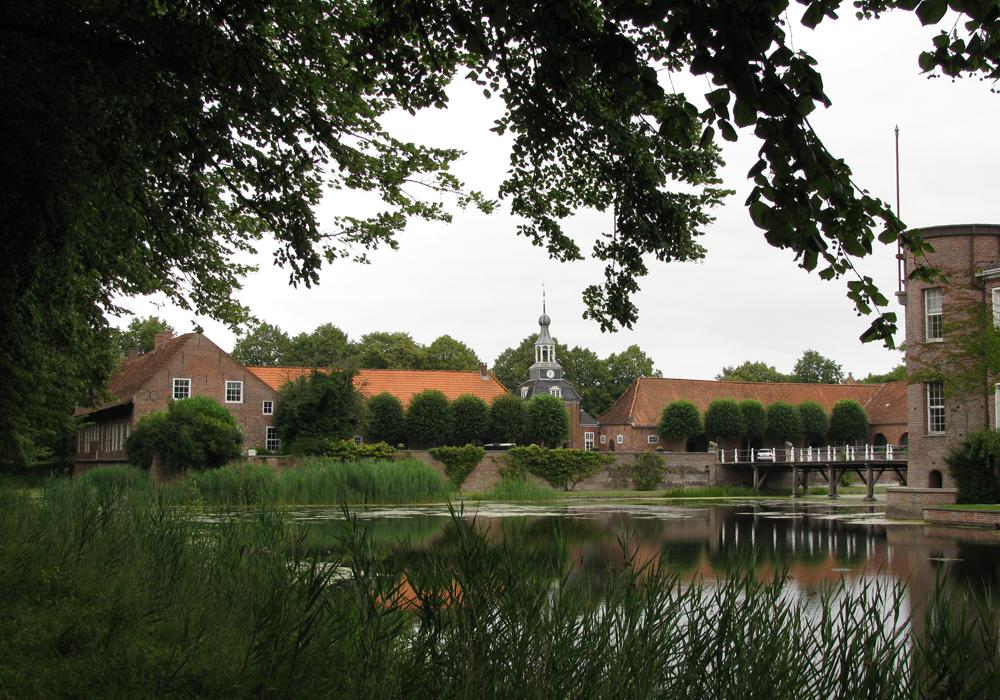 Schlosspark Lütetsburg